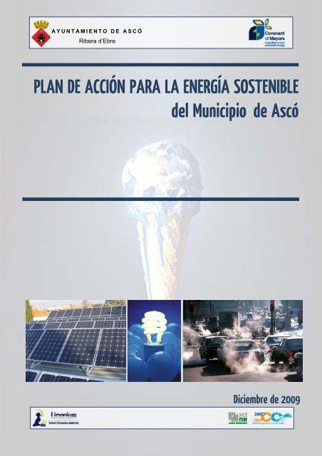 PLAN DE ACCIÓN PARA LA ENERGÍA SOSTENIBLE del Municipio ...