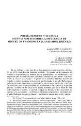 POESÍA DESNUDA Y SUCESIVA (NUEVAS NOTAS SOBRE ... - RUA