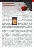 ol Rojo sobre blanco: vampiros y literatura - Punto de libro - Page 3