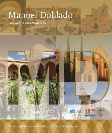 2010_CEOCB_monografia Manuel Doblado.pdf - Inicio - Gobierno ...