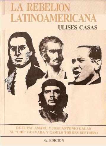 LATINOAMERICANA ULISES CASAS - Escuela Ideológica