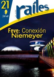 Revista Raíles Nº 21 - Feve