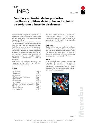 PDF - Marabu
