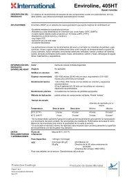 Enviroline® 405HT - International Paint