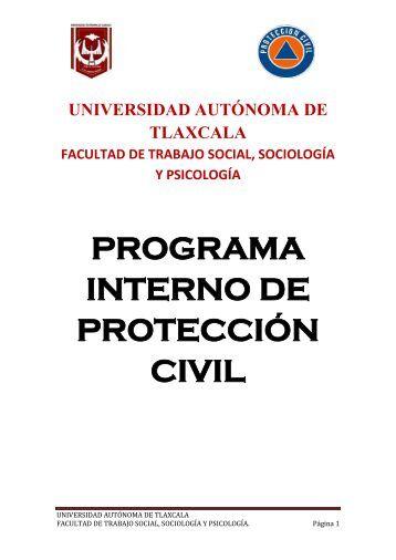 Protección Civil - Uatxftssyp.org.mx