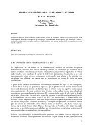 EL CASO DE LOST Rafael Gómez Alonso Profesor ... - CES Felipe II