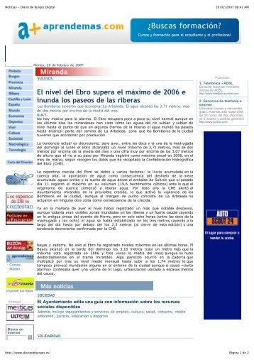Noticias - Diario de Burgos Digital - Arija