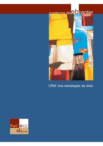 Estudio CRM - IESE Business School