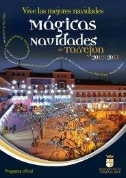 Programación Navidad 2012/2013 - Ayto Torrejon de Ardoz