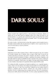 Guía Completa Dark Souls