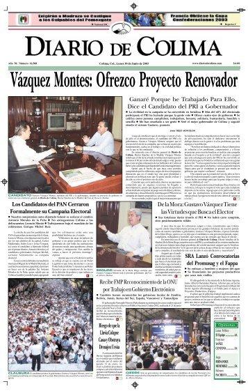 De la Mora: Gustavo Vázquez Tiene las Virtudes que Busca el ...
