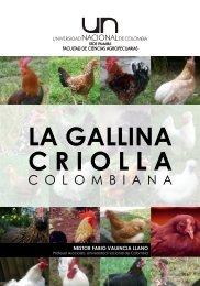 LA GALLINA CRIOLLA - Universidad Nacional de Colombia