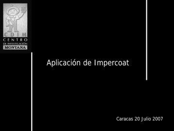 Aplicación de Impercoat.pdf - Trazos del Color