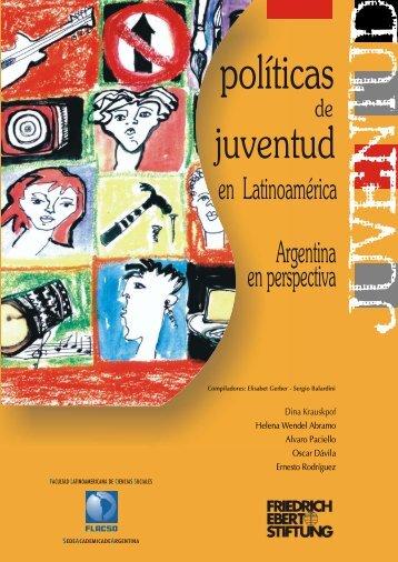 Libro Juventud 1.qxd - Bibliothek der Friedrich-Ebert-Stiftung