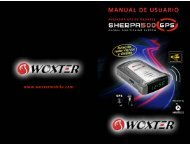 MANUAL DE USUARIO - Woxter Mobile