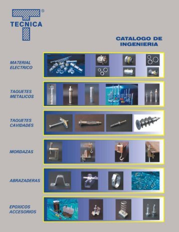 PORTADA CATALOGO - tecnica en fijacion y soporteria
