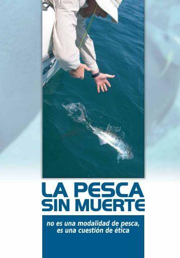 Manual de Pesca Sin Muerte