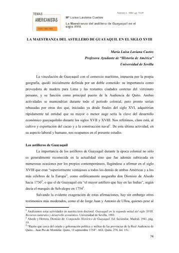 artículo - Universidad de Sevilla