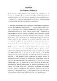 10. Capítulo VII: Conclusiones y tendencias - Proexport