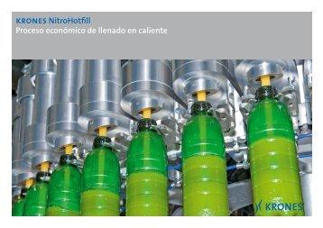 krones NitroHotfill Proceso económico de llenado en ... - Krones AG