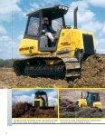 tractores de orugas d75/d85/d95 tractores de orugas d75 ... - Aimsa - Page 4