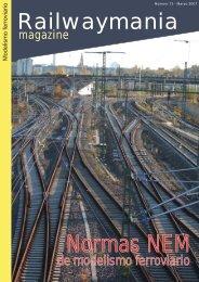 Normas NEM para modelismo ferroviario - Railwaymania.com