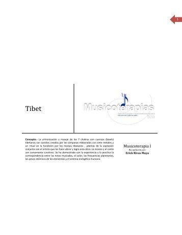 Tibet - Musicoterapias