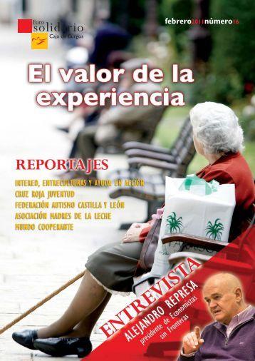 asociaciones - Foro Solidario de Caja de Burgos