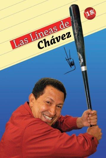 Tripa Líneas de Chávez 18 - Ministerio del Poder Popular del ...