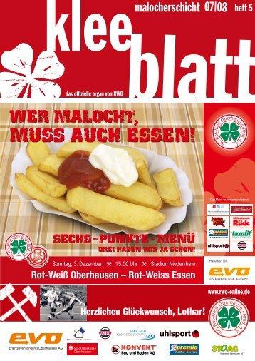 1,9% - SC Rot-Weiß Oberhausen eV