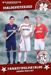 Fanartikelkatalog 2010/2011 herunterladen - SC Rot-Weiß ...