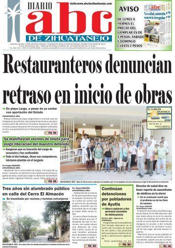 Tres años sin alumbrado público en calle del Cerro El Almacén