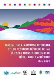 Manual para la GIRH de las cuencas transfronterizas de ríos, lagos ...