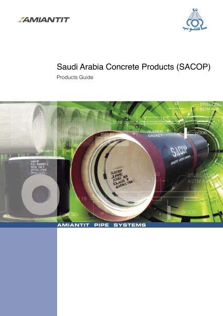 Saudi Arabia Concrete Products (SACOP) - Amiantit
