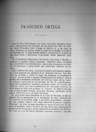 •.. FRANCISCO ORTEGA - Bicentenario