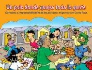 Un país donde quepa toda la gente - Universidad de Costa Rica