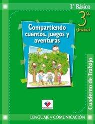 3° Básico Compartiendo cuentos, juegos y aventuras - Biblioteca UAH