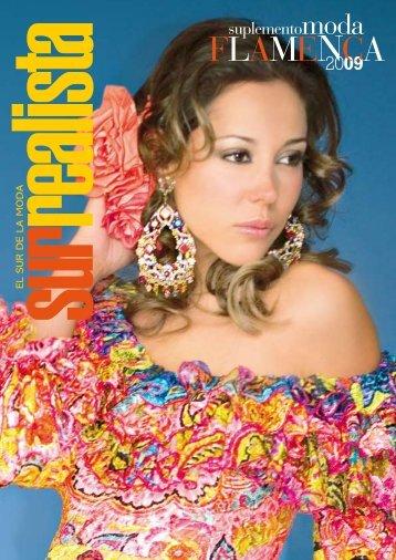 Suplemento Moda Flamenca 2009 - Surrealista