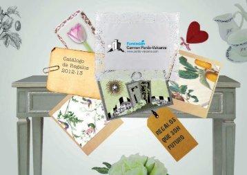 Catálogo de productos - Fundación Carmen Pardo-Valcarce