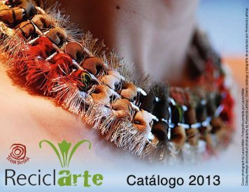 to download the RecyclArt 2013 eco-jewelry catalog