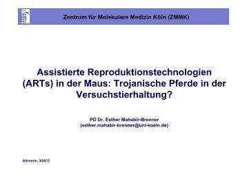 Zentrum für Molekulare Medizin Köln (ZMMK)