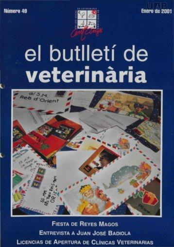 El Butlletí de veterinària