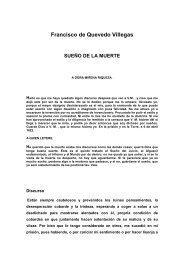 Francisco de Quevedo - Sueno de la muerte