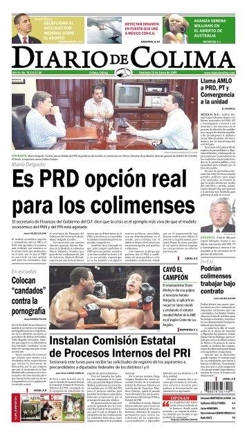 Instalan Comisión Estatal de Procesos Internos del PRI