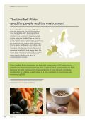 A balance of healthy and sustainable food ... - LiveWell for LIFE - Page 6