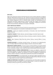 F. Formularios o formatos de Solicitudes para trámites inherentes a ...