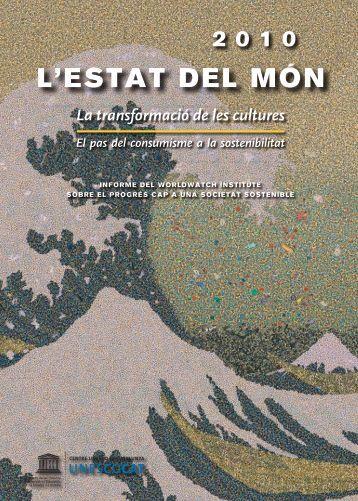 L'estat del món 2010 (pdf) - Centre UNESCO de Catalunya
