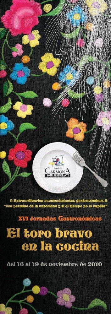 XVI Jornadas Gastonómicas - Terraza Carmona