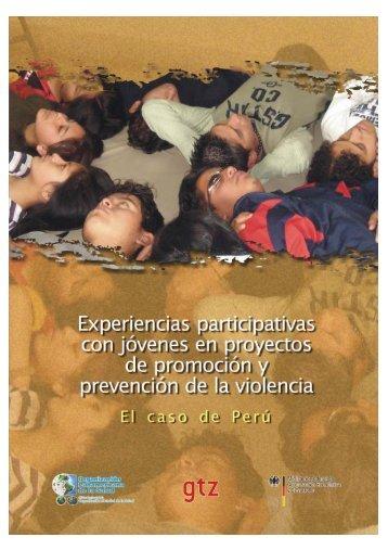 Experiencia participativa con adolescentes y jòvenes - BVSDE