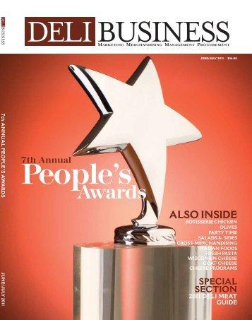 Awards - Deli Business